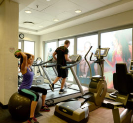 CrownPlaza-Gym